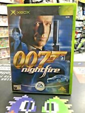 007 James Bond Nightfire Ita XBOX USATO GARANTITO
