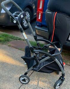 Graco SnugRider Elite Car Seat Carrier
