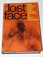 The Lost Face: Best Science Fiction From Czechoslovakia by J Nesvadba 1971 1s Ed