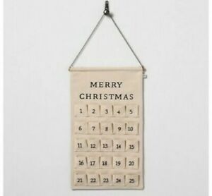 Hearth and Hand with Magnolia Advent Calendar Beige