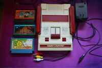 MODDED - Nintendo Classic Mini Family Computer Famicom Video Console NES 3 GAMES
