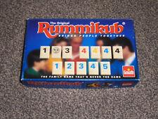ORIGINAL RUMMIKUB TRAVEL GAME : RARE STRATEGY GAME BY GOLIATH  VGC (FREE UK P&P)