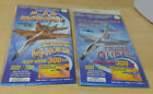 Gayla Flying Classic Series LOT of 2 F-18 Flying Hornet & F-16 Fighting Falcon