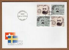 Sweden 1997 nobel prize FDC starting less then face value price