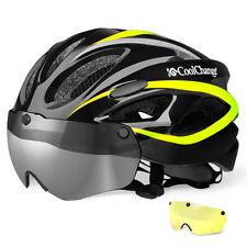 MTB Fahrrad Mountain Bike Helm Erwachsene Fahrradhelm für Herren Damen 57-62cm