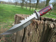 KANDAR MESSER JAGDMESSER BOWIE KNIFE HUNTING CUCHILLO COLTELLO BUSCHMESSER