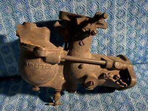 Cir 1930 Kingston Carburetor - Ford Model A Industrial, Farm Equipment Engine