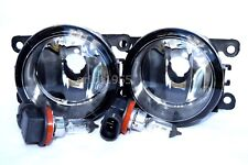 Glass Fog Light Lamp One Pair W/2 Bulbs for 2013 CRV 2012 Pilot 2013 ILX RDX TSX