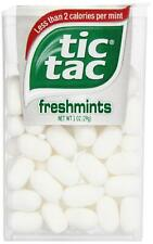 Tic Tac Mints, Freshmints, 1 oz. (12 Count)