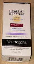 Neutrogena Healthy Defense Daily Moisturizer Sensitive Skin,SPF 50 1.70 oz