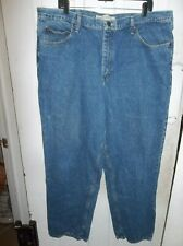 Men's Lee Jeans 42x32 Relaxed Fit