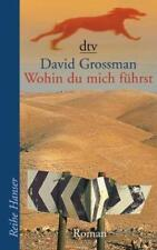 Grossman, David - Wohin du mich führst /4