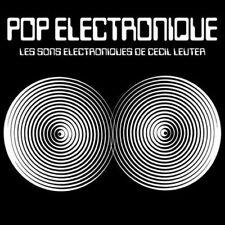 cecil leuter- pop electronique - les sons....  LP vinyl