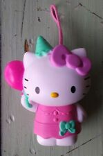McDonald's Happy Meal toy Hello Kitty #5 Hello Kitty's Birthday Balloon 2014