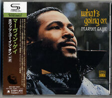 MARVIN GAYE-WHAT'S GOING ON +2-JAPAN SHM-CD D50