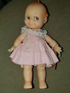"""Vintage Vinyl Cameo Kewpie Doll 8"""""""