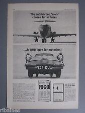R&L Ex-Mag Advert: Rocol Moly Additive/Lombank, Vauxhall Cresta PB