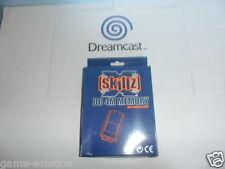 SEGA DREAMCAST skillz -dc 4m memory + transfer cable- very rare