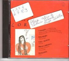 (DM25) Los Gitanos Cantan A Lorca - 1994 CD