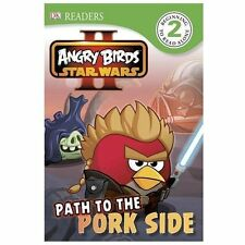 DK Readers L2: Angry Birds Star Wars II: Path to the Pork Side