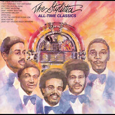 All-Time Classics by The Stylistics (CD, Jul-1991, Amherst Records)