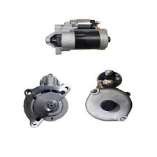 Fits PEUGEOT COMMERCIAL Boxer 2.2 HDi Starter Motor 2000-On - 15919UK