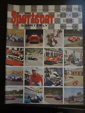 Sportscar Quarterly Magazine Spring 1959 Grand Prix Racing (D1)