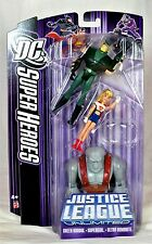 Justice League Unlimited Figure / Green Arrow / Supergirl / Ultra Humanite / MOC