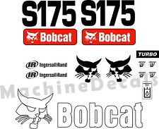 S175 S repro decals /  kit / sticker set US seller Free shipping fits bobcat