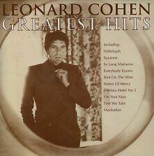 Leonard Cohen : Greatest Hits (CD)