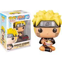 Animation Naruto Shippuden Naruto Uzumaki Eating Noodle  Funko Pop Vinyl