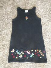Vintage Swan Magic Tunic Dress Embroidered Size S