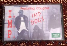 Bay Area Rap Tape - I.M.P. - IMP DOGS - N.J.B. MUSIC  SEALED Cassette COUGNUT SF