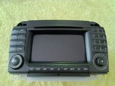 MERCEDES S-CLASS W215 W220 S600 S500 TV RADIO PLAYER SAT NAV NAVIGATION GPS