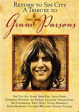 Return To Sin City - A Tribute To Gram Parsons - DVD - Neu und originalverpackt