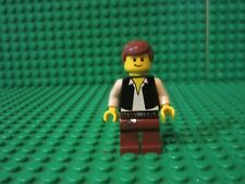 LEGO Star Wars minifigure Han Solo 10123 Cloud City Minifig HS123