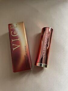 Urban Decay Vice Lipstick Brand New In Box Shade Fuel Cream Full Size 3.4g 💄💛