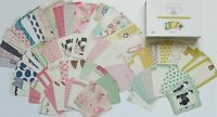 "New! PROJECT LIFE ""Becky Higgins""  [MAGGIE HOLMES] mini kit (100 cards) Save 35%"