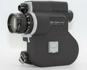 【As-Is】 CANON Zoom DS-8 Double Super 8 8mm Movie Camera Japan send #270