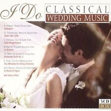 V / A I Do -Classical Wedding.. I Do -Classical Wedding.. 3 CD album NEW sealed