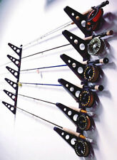 The Fishing Rod Rack | Multi-tiered Fishing Wall Storage | StoreYourBoard | NEW