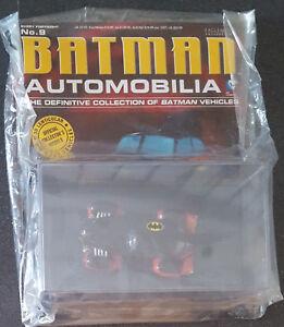 Batman Automobilia Issue No. 9 - Eaglemoss Collections