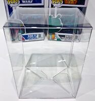 SPIDER-MAN WITH SPIDER MOBILE Clear Display Case 1 Box Protector For FUNKO POP