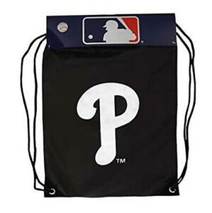 SALE! New Licensed Philadelphia Phillies Cinch Book Day Bag S29