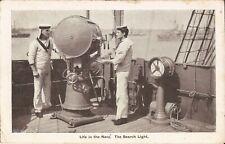 Royal Navy Life - Search Light
