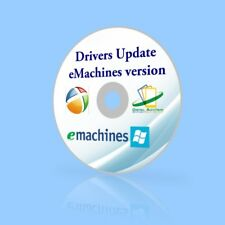 Drivers Recovery Restore eMachines Desktop T6426 T6520 T6522 T6524 T6528 T6532