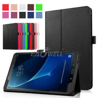 "For Samsung Galaxy Tab E 7"" 8.0 9.6"" T560 Tablet Slim Smart Leather Cover Case"