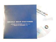 GRIZZLY BEAR : SPEAK IN ROUNDS ( RADIO EDIT ) ♦ CD SINGLE PORT GRATUIT ♦