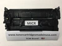 TCM USA HP CF226A MICR Toner Cartridge OEM Alternative. 26A MICR. Made in USA.