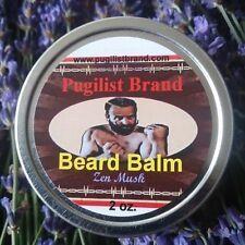 Beard Balm - Zen Musk Scent 2 ounces